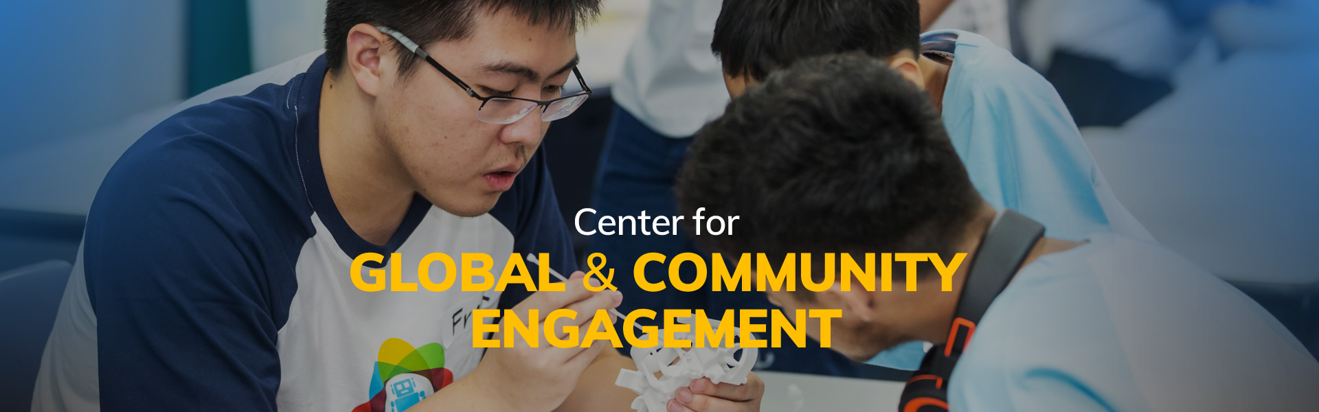 Center for Global & Community Engagement