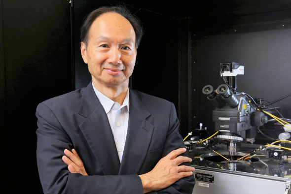 Display technologies expert Prof. Kwok Hoi-Sing is recognized as a truly prolific academic inventor.
