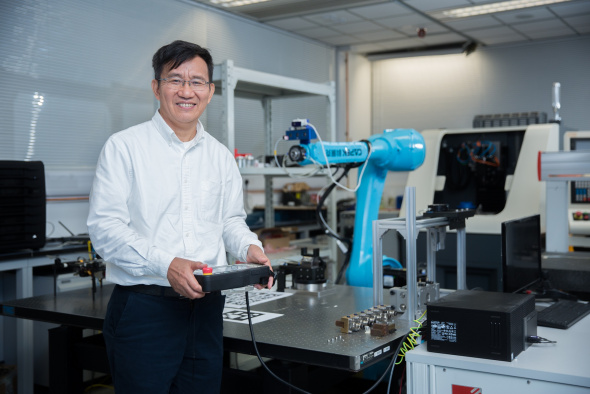 Prof. Li Zexiang is an academic-entrepreneur with a mission to incubate human creative talents and next-generation companies to speed the age of smart automation.