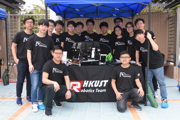 HKUST Robotics Team