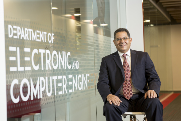 Prof. Khaled B. Letaief was recognized by the prestigious US National Academy of Engineering for contributions to wireless systems research and academic leadership.