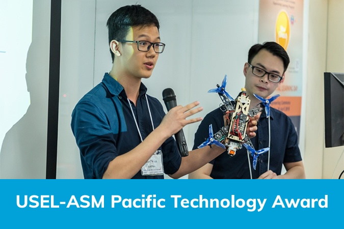 USEL-ASM Pacific Technology Award