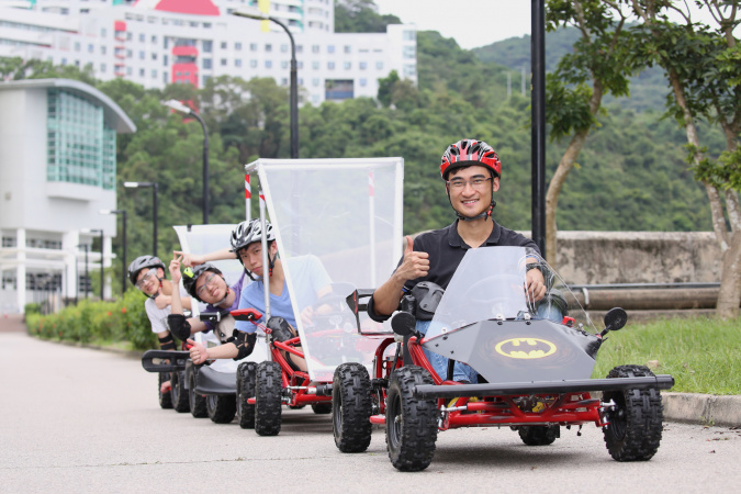 HKUST Electric Vehicle Racing Group