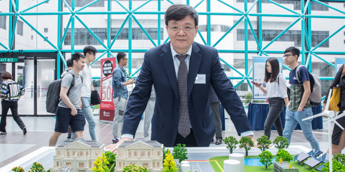 E-fuel – Prof. Zhao's latest breakthrough in smart and sustainable energy storage, was featured on campus.
