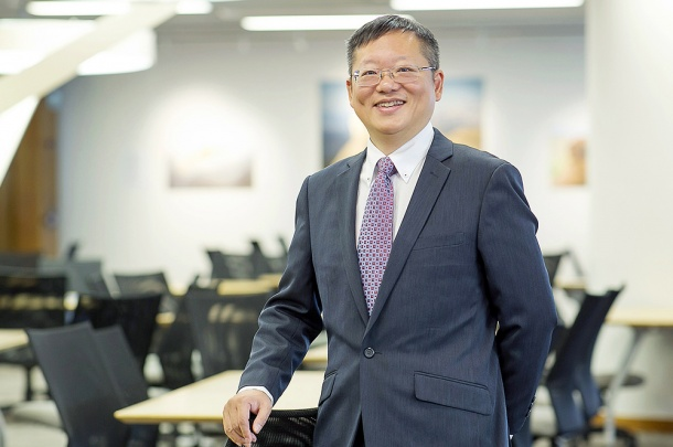 Associate Dean (Research & Graduate Studies) Professor Richard So