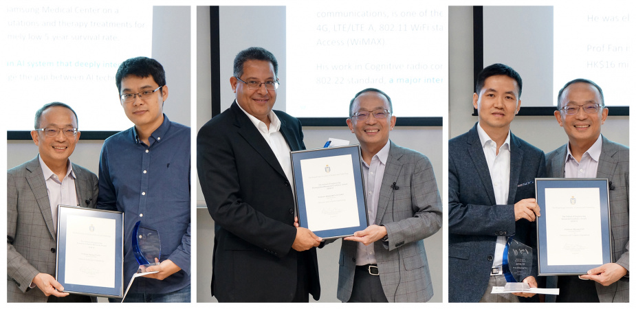 Recipients of the 2018-19 HKUST School of Engineering Research Excellence Awards have demonstrated the joys of discovery.