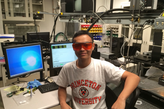 Princeton Summer Undergraduate Research Program