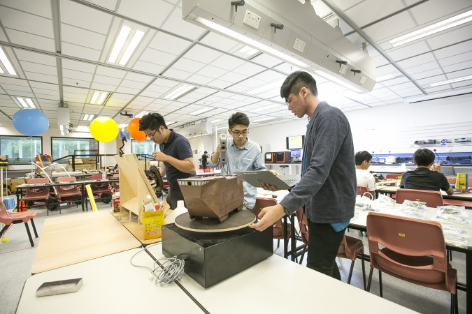 Undergraduate Student-initiated Experiential Learning