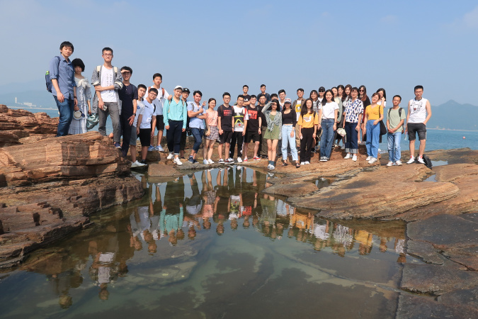 IT Boat Tour to Hong Kong UNESCO Global Geopark