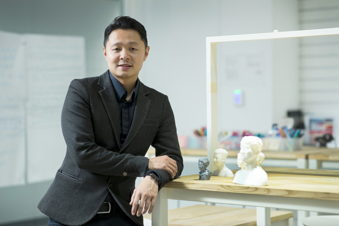 Sai-Kit brings his experiences from the US and Singapore to the newly established pioneering Division of Integrative Systems and Design at HKUST.