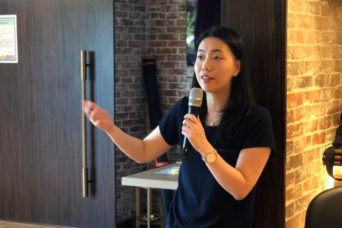 Kathy Hoi Yan CHENG, Head ESA 2015-16