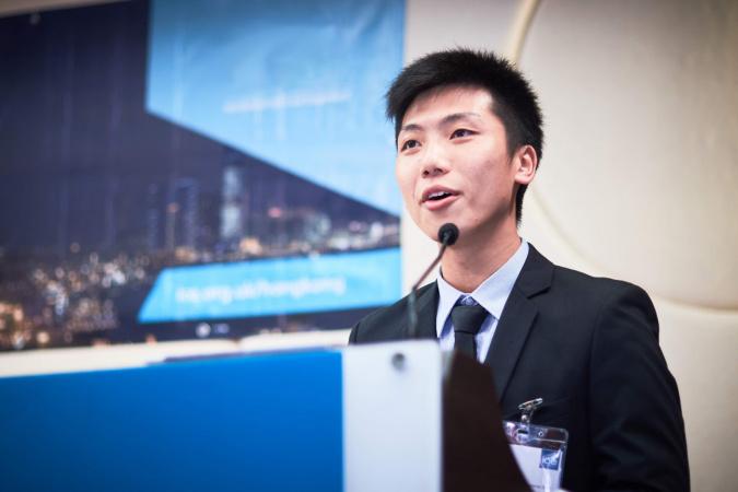 Marcus Tsz Hing LO, Head ESA 2015-16