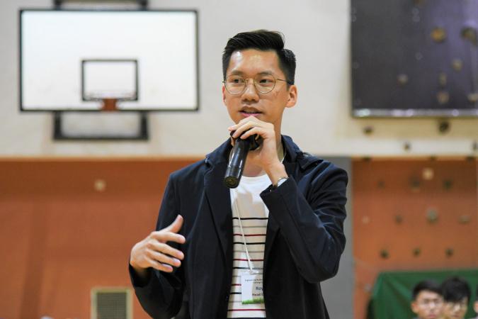 Roy Ming Hin CHUNG, Head ESA 2011-12
