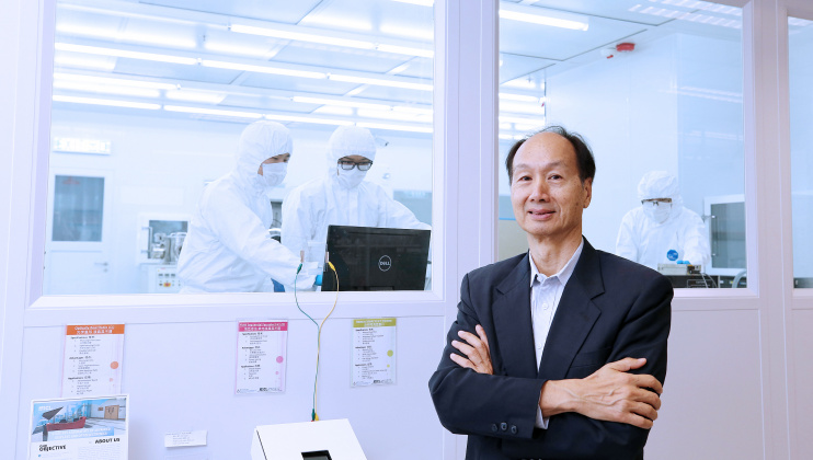 Prof. KWOK Hoi-Sing Reaps Prestigious Prize for Contributions to LCD Science and Technology