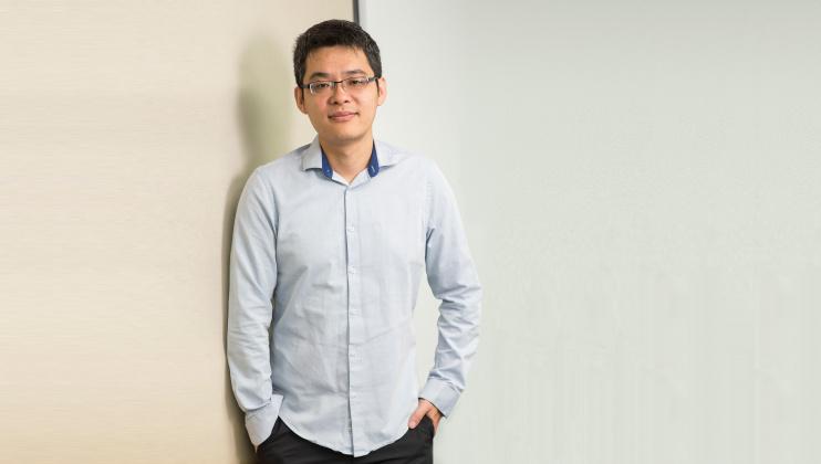 Prof. Wang Jiguang is the only awardee from Hong Kong among the 10 inaugural recipients of the prestigious Zhong Nanshan Youth Science and Technology Innovation Award.