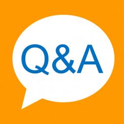 Don't miss online Q&A!